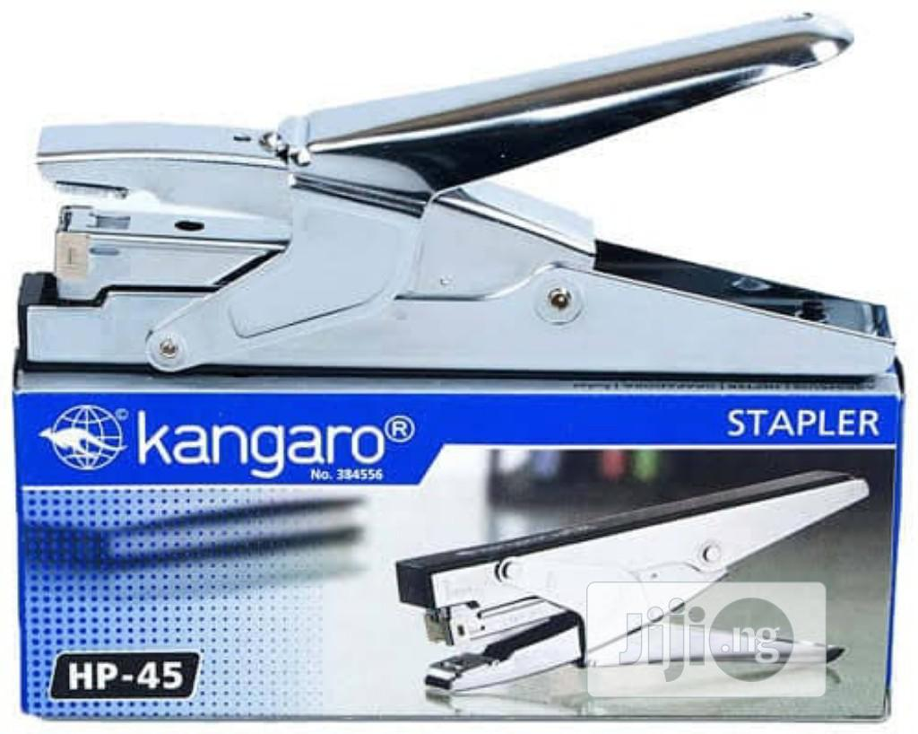 Original Kangaroo Stapler And Punch