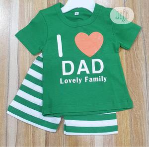 Top and a Short Knicker | Children's Clothing for sale in Lagos State, Alimosho