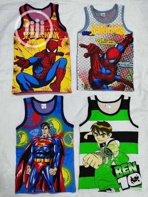 Kids Singlet | Children's Clothing for sale in Ogun State, Ijebu Ode