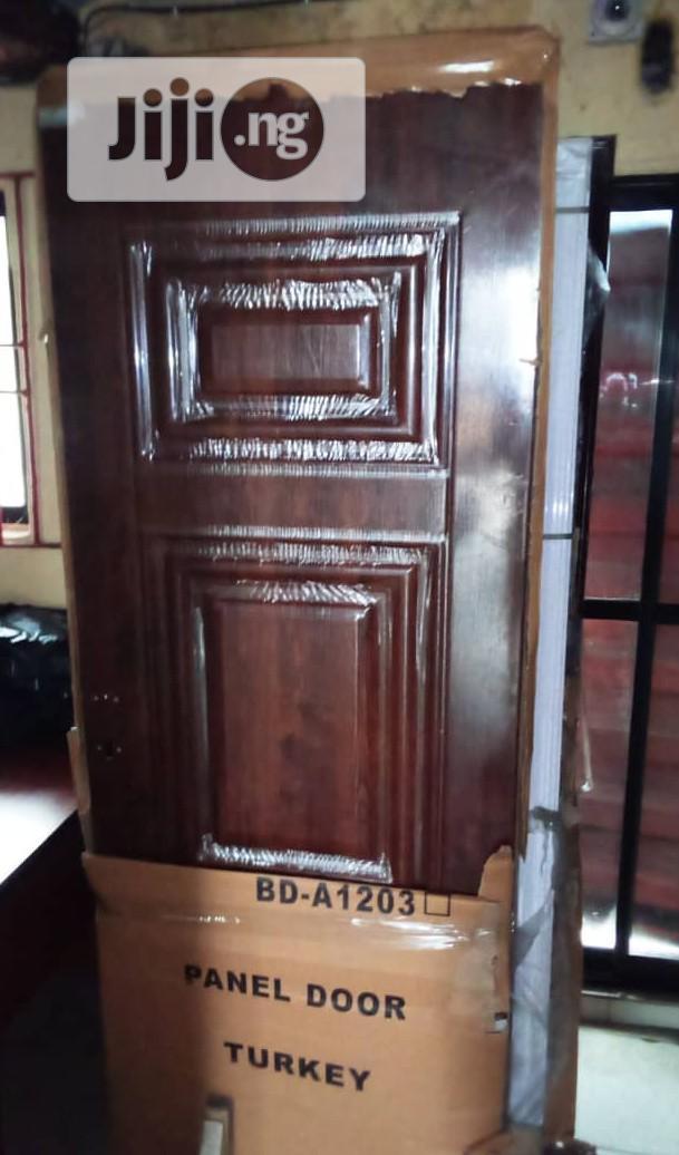 Turkey Panel Door.