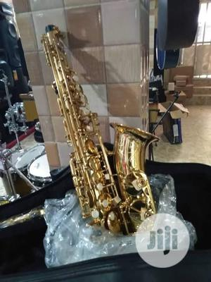 Yamaha Alto Saxophone   Musical Instruments & Gear for sale in Lagos State, Ikeja
