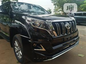 Toyota Land Cruiser Prado 2016 VX Black | Cars for sale in Abuja (FCT) State, Central Business Dis