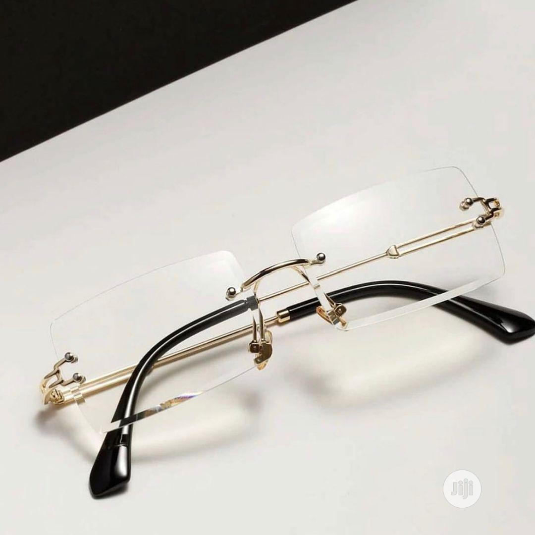 Extra Clear Cartier Glasses