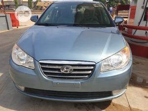 Hyundai Elantra 2008 1.6 GL Blue | Cars for sale in Lagos State, Ikeja