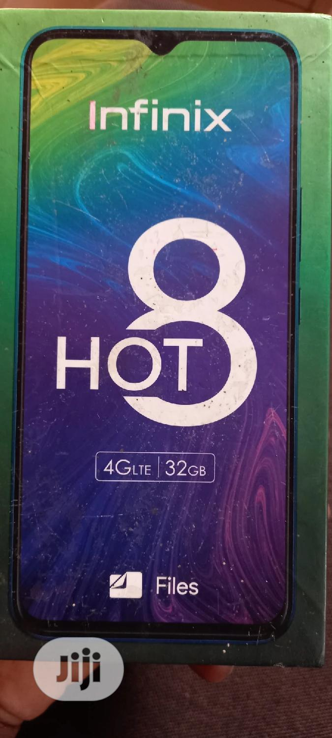 Archive: Infinix Hot 8 Lite 32 GB