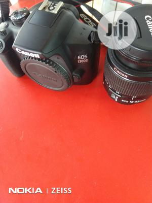 Canon EOS 1300D Direct UK Used   Photo & Video Cameras for sale in Lagos State, Ikeja