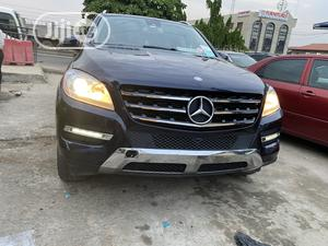 Mercedes-Benz M Class 2015 Blue | Cars for sale in Lagos State, Ogba