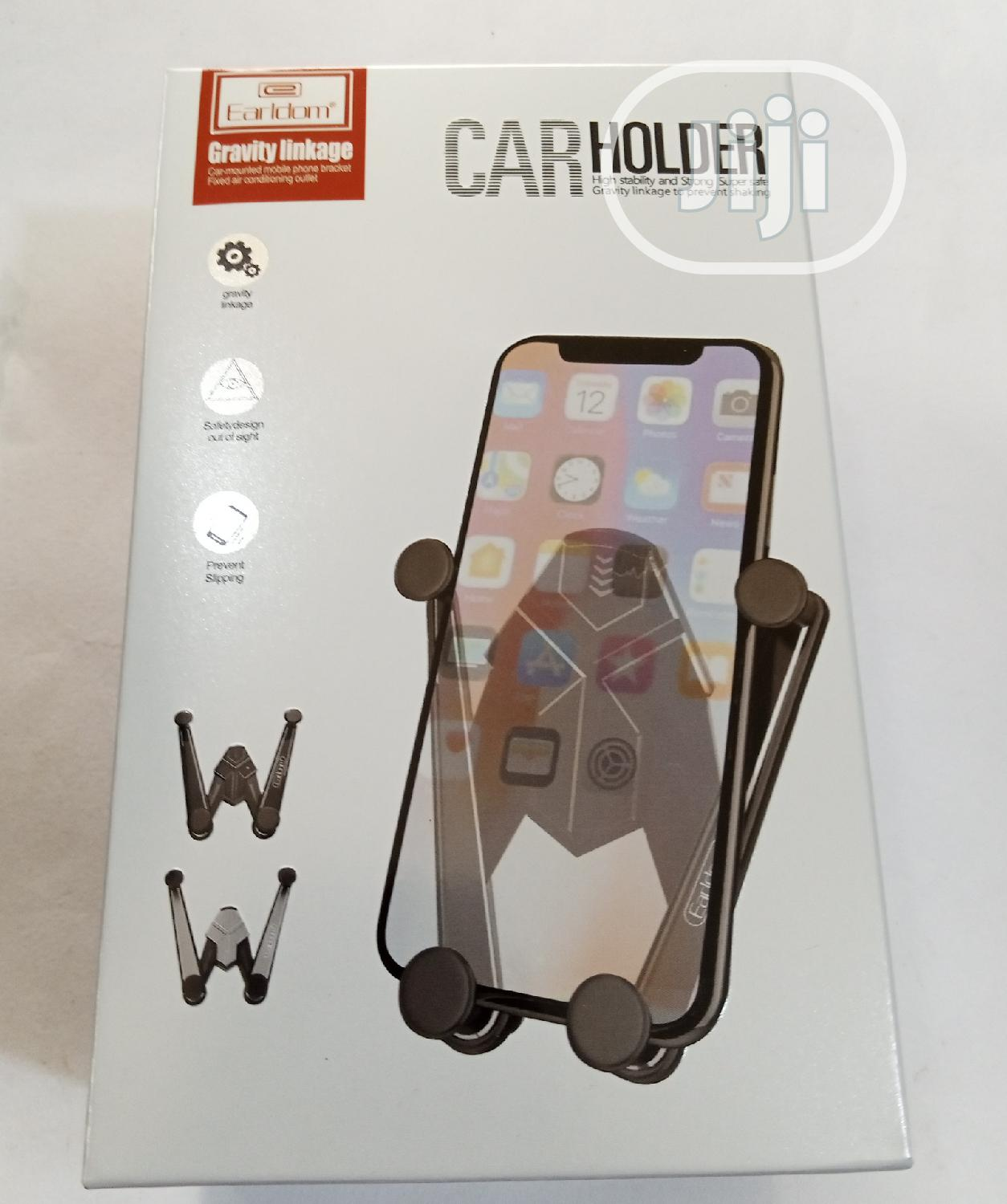 Earldom Car Phone Holder | Accessories for Mobile Phones & Tablets for sale in Ikeja, Lagos State, Nigeria