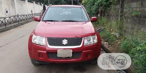Suzuki Vitara 2008 Red | Cars for sale in Lagos State, Ilupeju