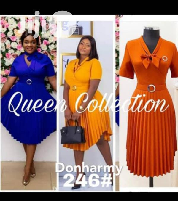 Quality Classic Gown for Ladies | Clothing for sale in Ipaja, Lagos State, Nigeria