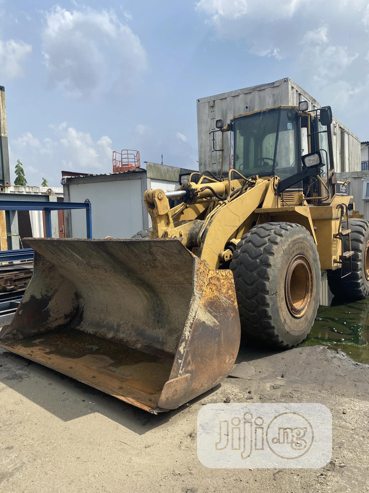 Payloader/Wheel Loader 950F Caterpillar For Sale | Heavy Equipment for sale in Port-Harcourt, Rivers State, Nigeria