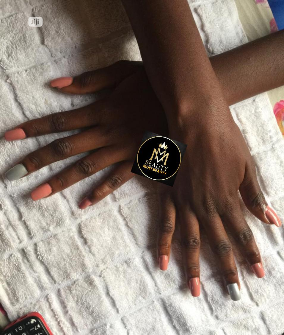 Archive: Nails , Pedicure And Manicure Training