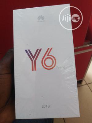 New Huawei Y6 Prime 32 GB Blue | Mobile Phones for sale in Abuja (FCT) State, Wuse 2