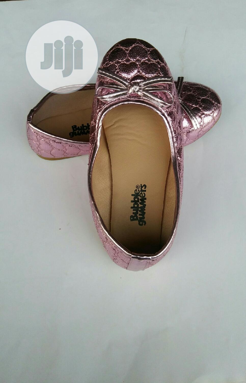 Fushia Pink Girls Shoes