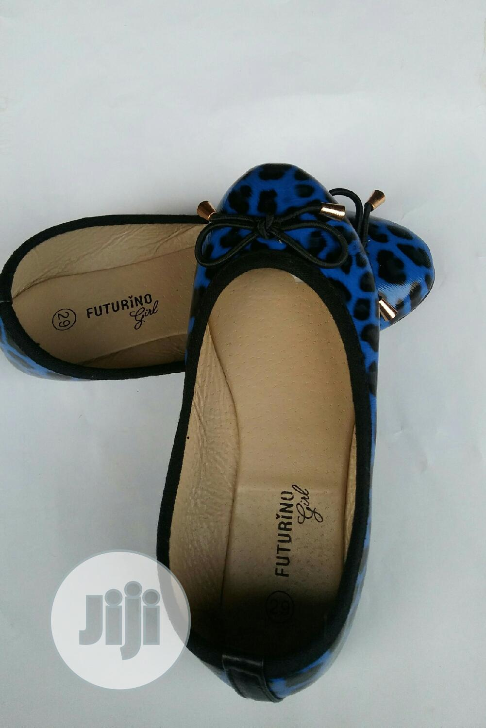Navy Blue Girls Shoes   Children's Shoes for sale in Alimosho, Lagos State, Nigeria