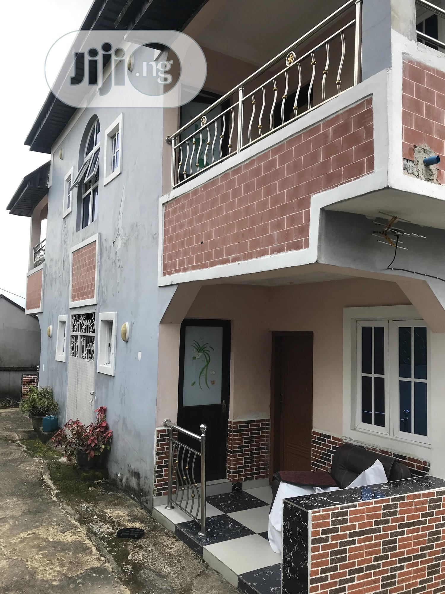 2 Bedroom (With 3 Toilet) Apartment ( Atimbo-Calabar)