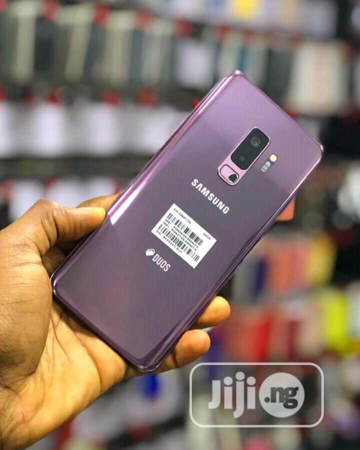Samsung Galaxy S9 Plus 64 GB Pink   Mobile Phones for sale in Ikeja, Lagos State, Nigeria