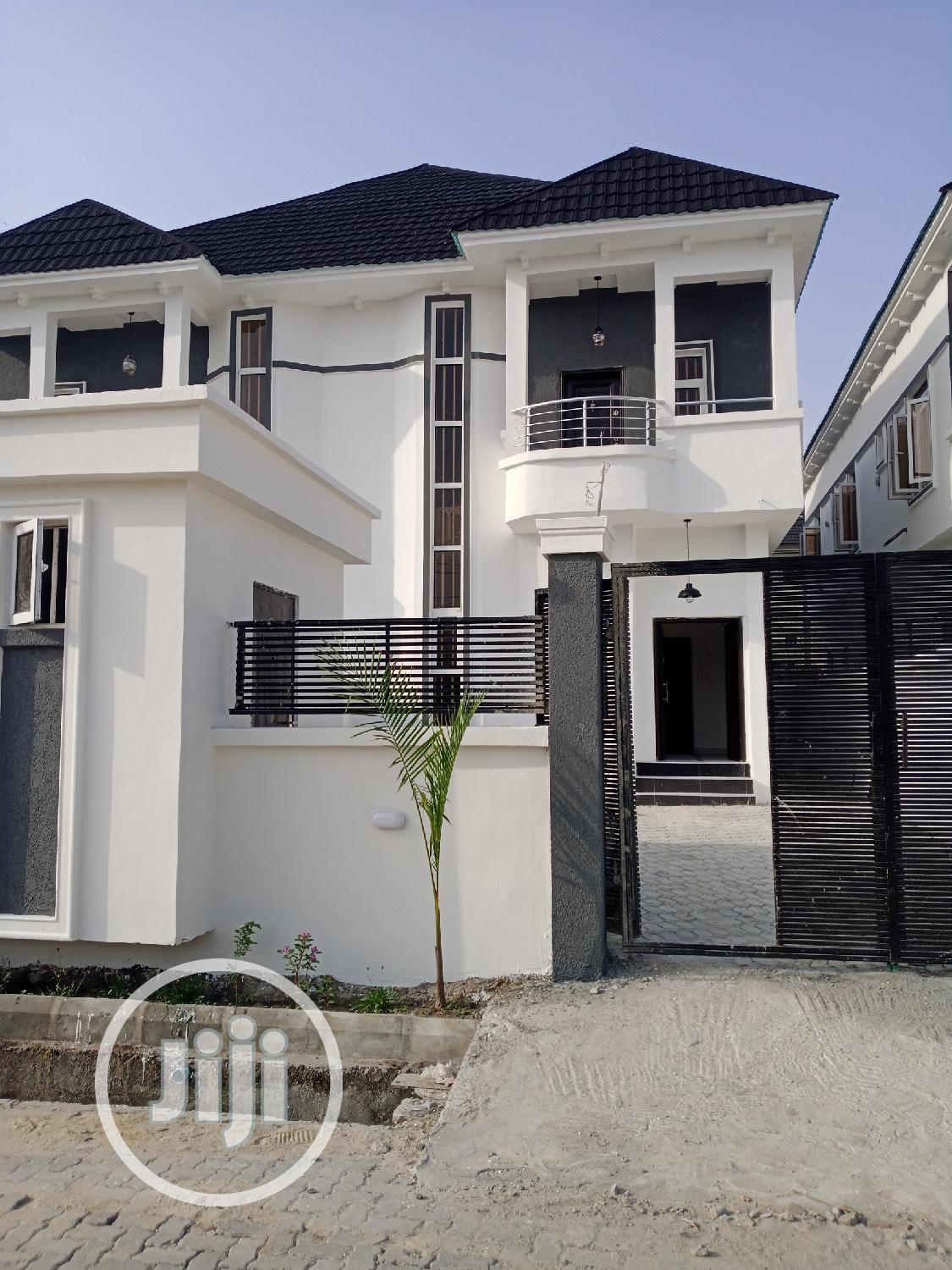 Archive: Newly Built And Spacious 4bedroom Semi Detached Duplex