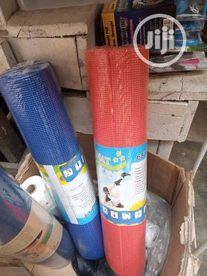 Yoga Mat 68 By 24   Sports Equipment for sale in Lagos State, Surulere