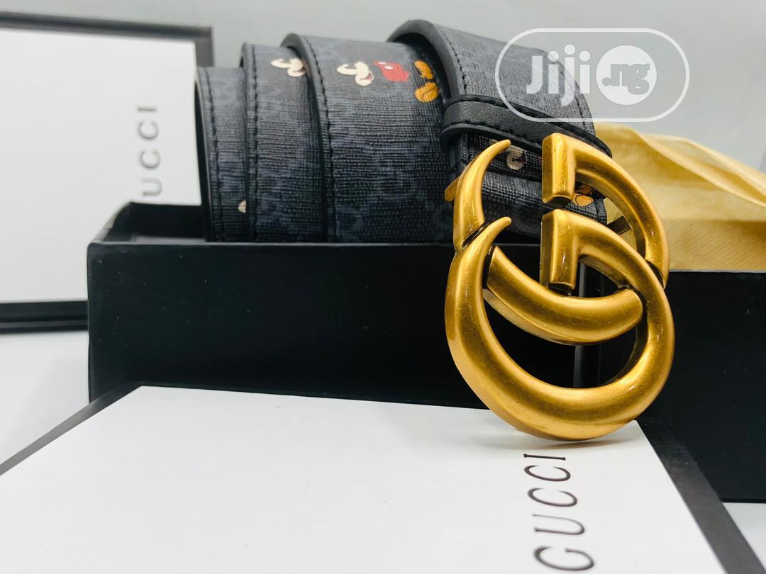 Top Quality Gucci Belts   Clothing Accessories for sale in Magodo, Lagos State, Nigeria