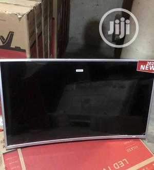 55 Inches LG Smart Curved Television | TV & DVD Equipment for sale in Lagos State, Ojo