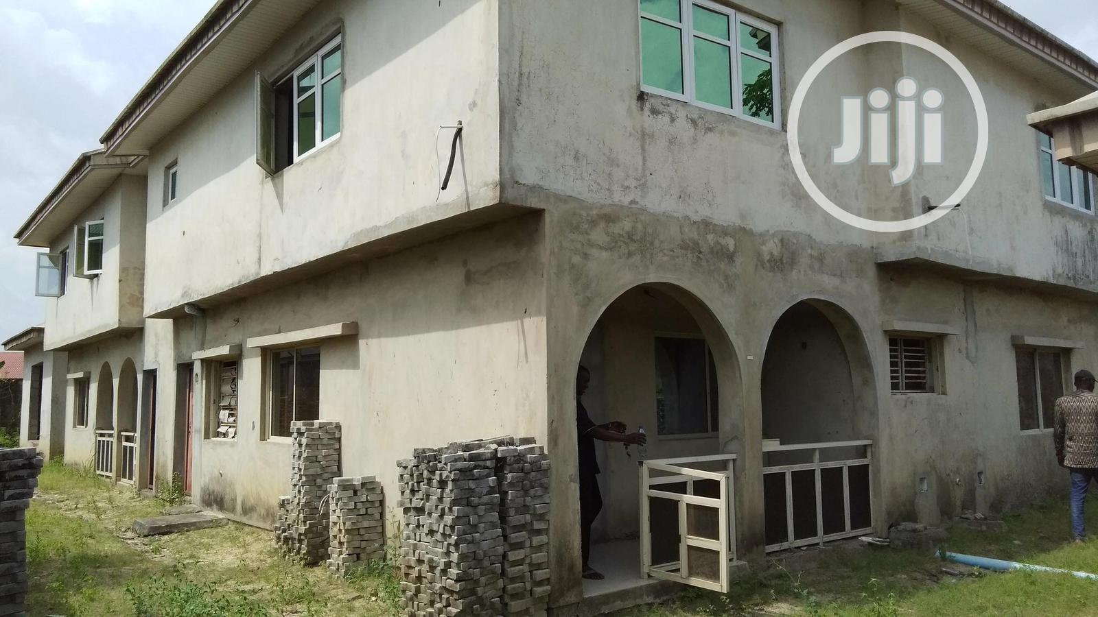 Duplex With Warehouse (European Standard) | Houses & Apartments For Sale for sale in Badagry, Badagry, Nigeria