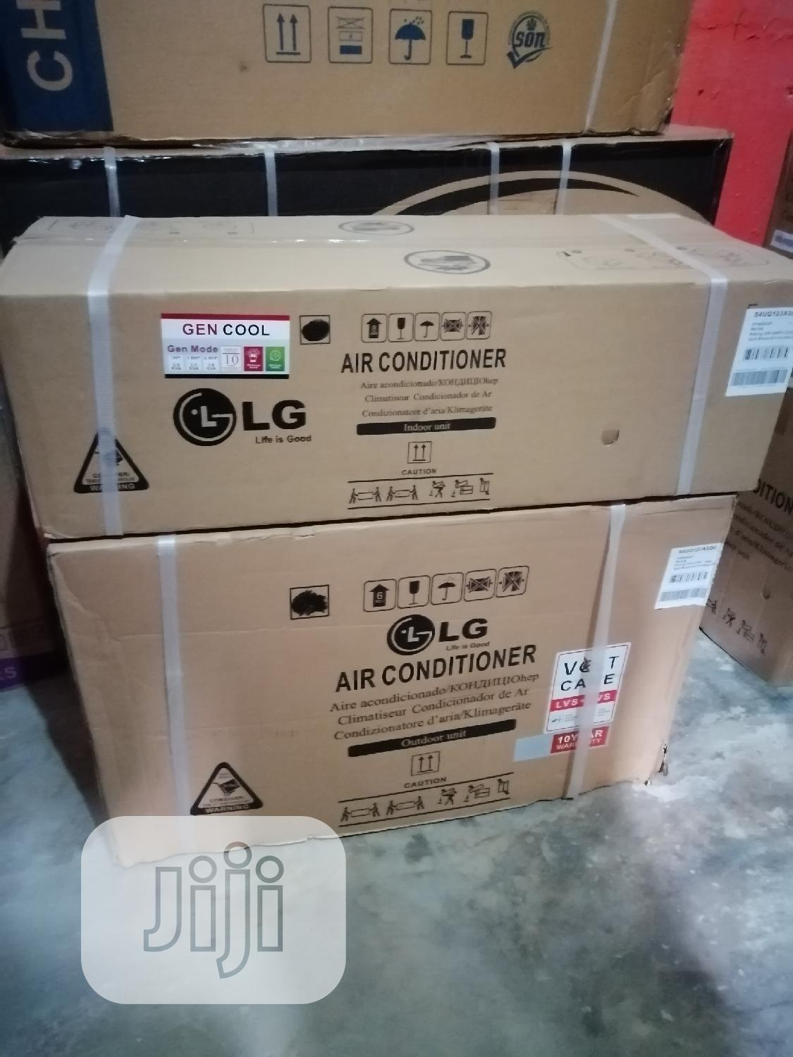 LG 1.5hp Air Conditioner With Inverter
