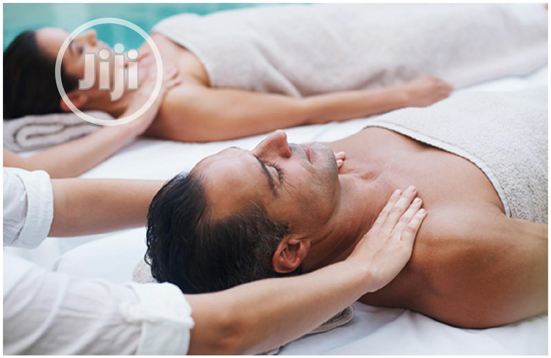 Professional Couple Massage