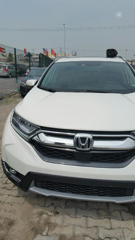 Honda CR-V 2017 White