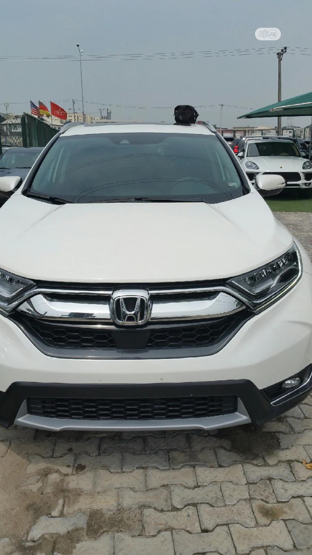 Honda CR-V 2017 White   Cars for sale in Lekki, Lagos State, Nigeria
