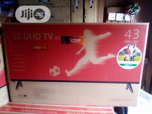 Original LG 43 Inches LED Smart Tv | TV & DVD Equipment for sale in Lagos State, Lekki