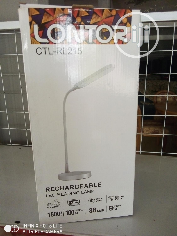 Archive: Lontor LED Lamp