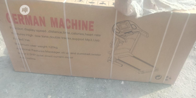 Archive: 2.5hp Treadmill