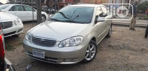 Toyota Corolla 2006 LE Gold | Cars for sale in Rivers State, Port-Harcourt
