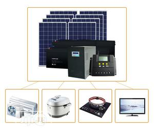 5000VA Quality SOLAR Installation (With Pay Later Option) | Solar Energy for sale in Lagos State, Ikeja