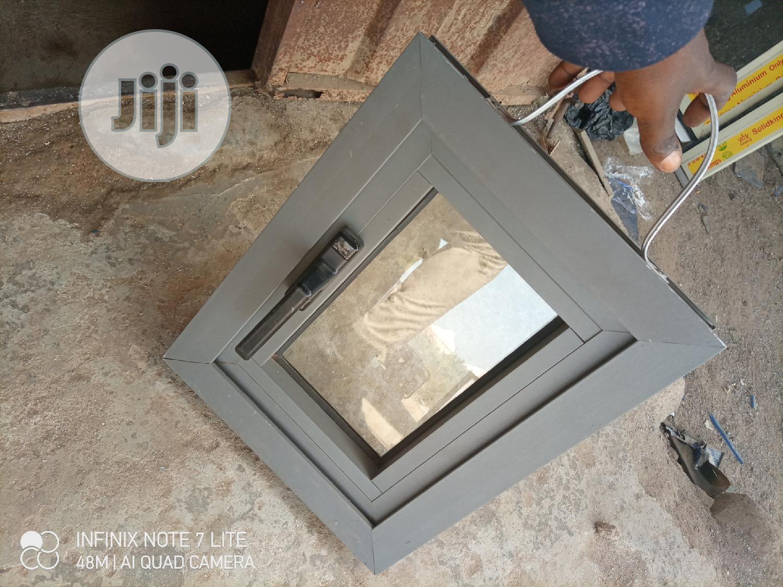 Aluminum Windows. | Windows for sale in Kubwa, Abuja (FCT) State, Nigeria