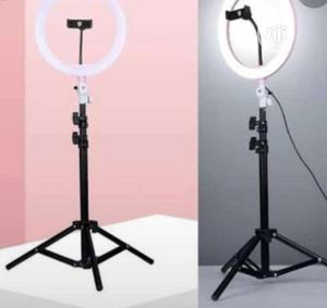 10 Inches Selfie Ringlight With Tripod | Accessories & Supplies for Electronics for sale in Lagos State, Lagos Island (Eko)