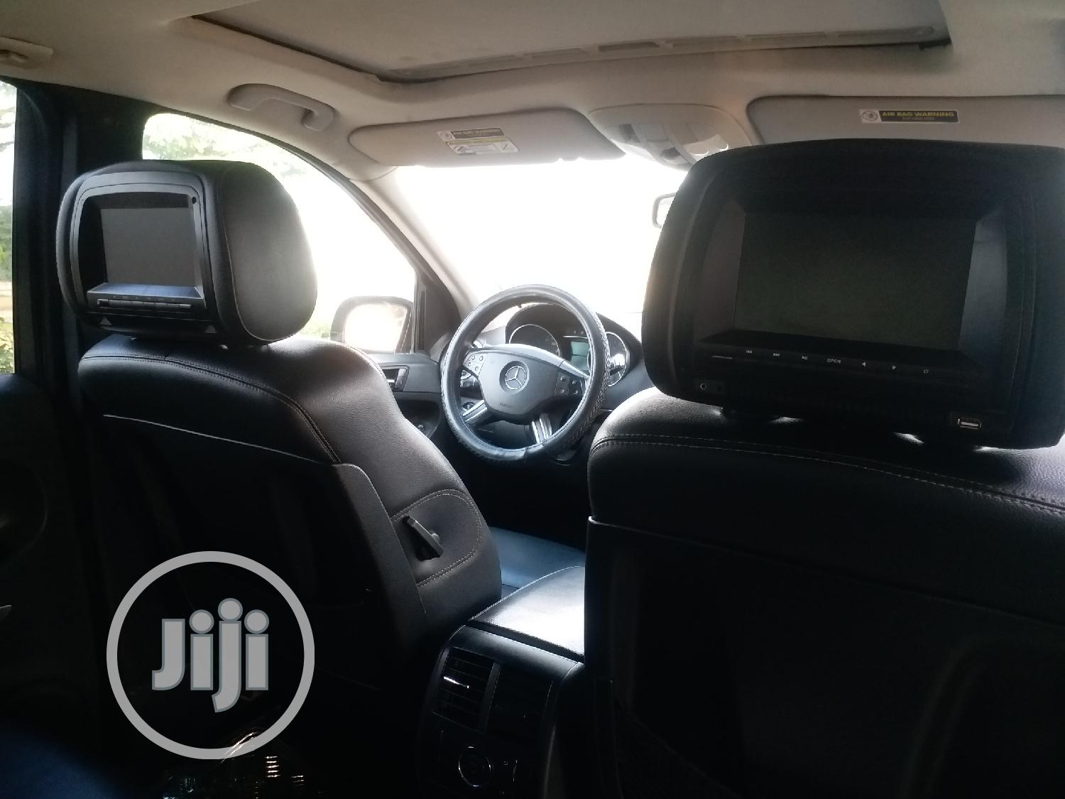 Mercedes-Benz GL Class 2007 GL 450 Black | Cars for sale in Central Business Dis, Abuja (FCT) State, Nigeria