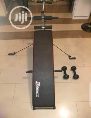 Sit Up Bench, Dumbells | Sports Equipment for sale in Lagos State, Ikoyi