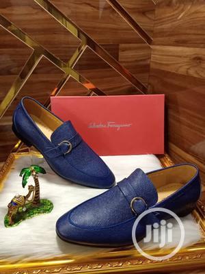 Blue Loafers Ferragamo Shoe   Shoes for sale in Lagos State, Lagos Island (Eko)
