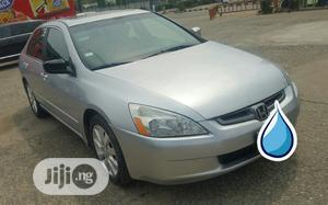 Honda Accord 2003 Silver   Cars for sale in Lagos State, Ikeja