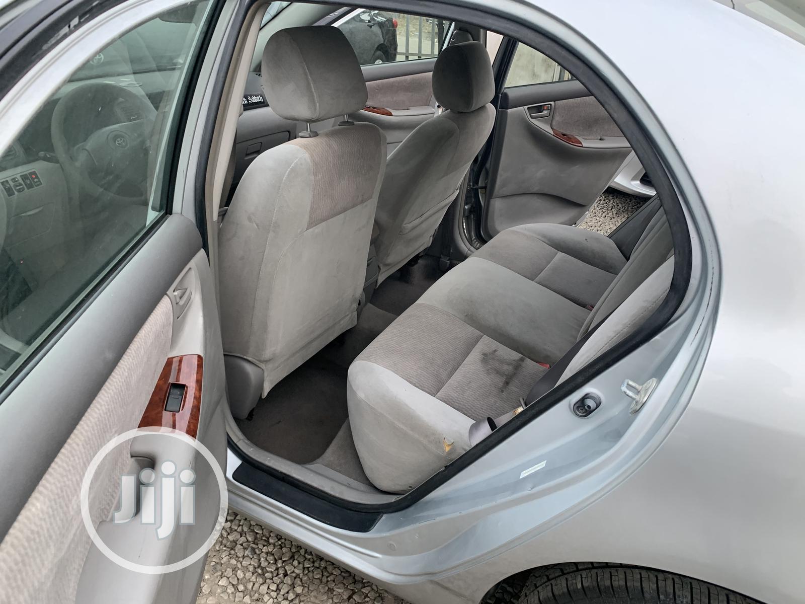 Toyota Corolla 2008 1.8 LE Silver | Cars for sale in Amuwo-Odofin, Lagos State, Nigeria