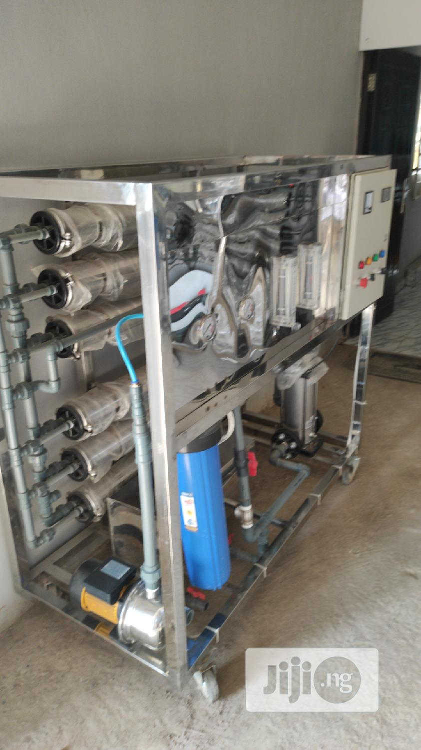 Industrial And Domestic Water Treatment And Packaging | Manufacturing Services for sale in Kubwa, Abuja (FCT) State, Nigeria