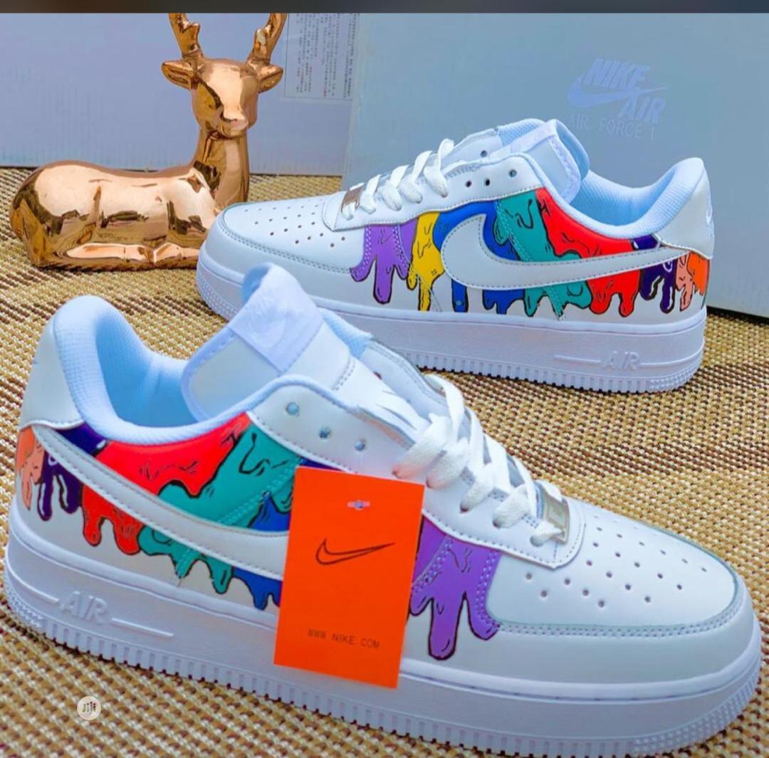 New Designer Nike Sneakers