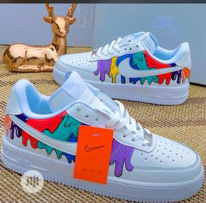 New Designer Nike Sneakers | Shoes for sale in Edo State, Esan North East
