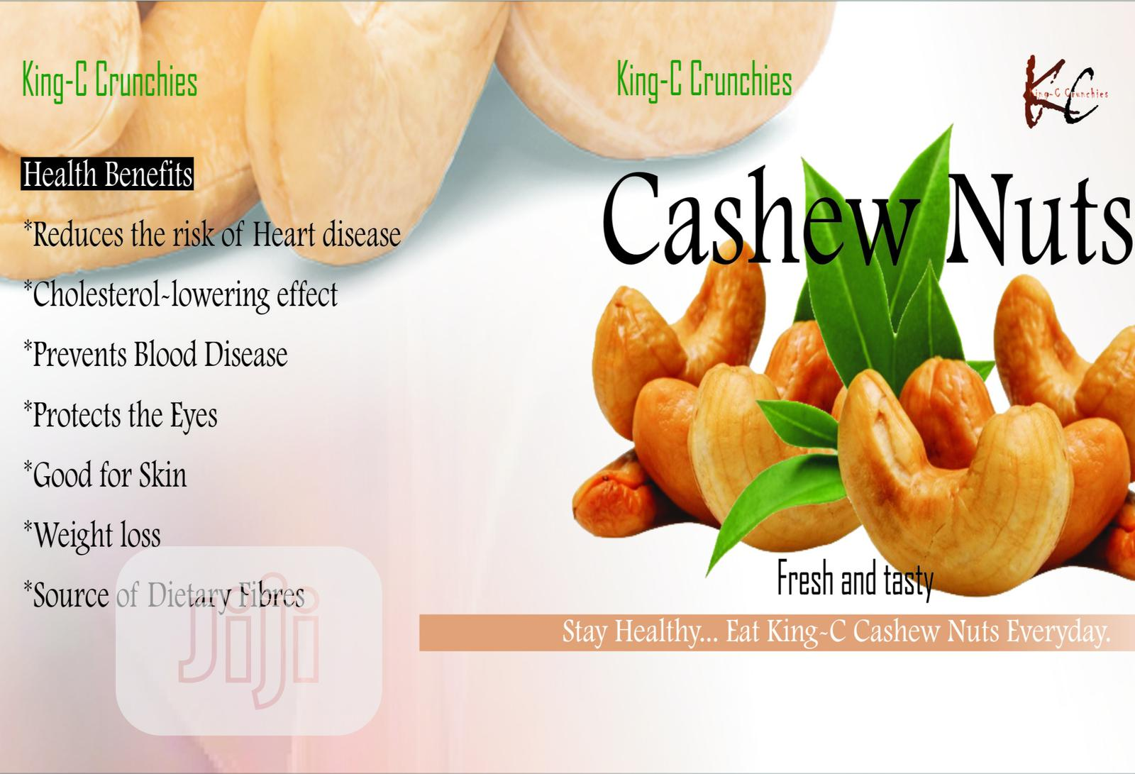 Archive: Freshly Roasted Cashew Nuts
