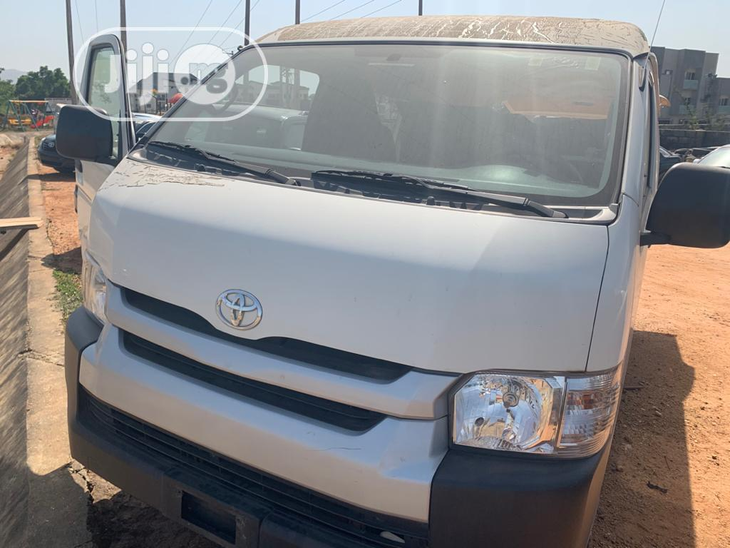 Brand New Toyota Hiace Bus For Quick Sale