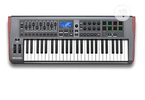Novation Impulse 49 USB Midi Controller Keyboard, 49 Keys | Musical Instruments & Gear for sale in Lagos State, Alimosho