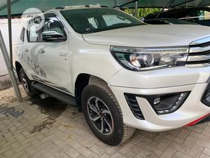 New Toyota Hilux 2019 White   Cars for sale in Abuja (FCT) State, Gwarinpa