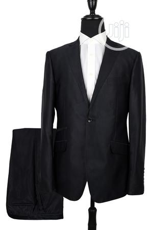 Navy Blue Black Suits Grey Blazer Size 54   Clothing for sale in Lagos State, Surulere